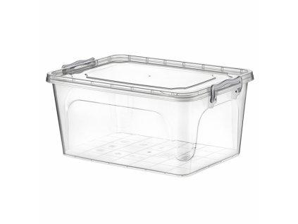 Plastový úložný box Multi obdélník 25 l