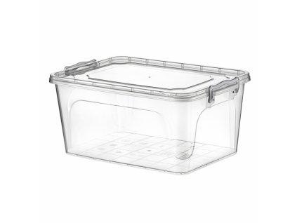 Plastový úložný box Multi obdélník 20 l