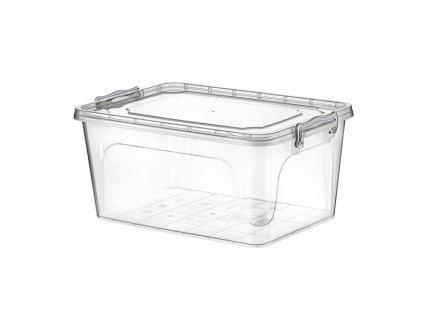 Plastový úložný box Multi obdélník 13 l