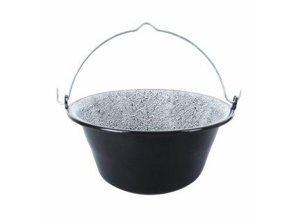 Smaltovaný kotlík na guláš 7,5 l