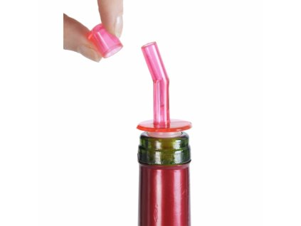 Plastová nálevka na láhev sada 3 ks