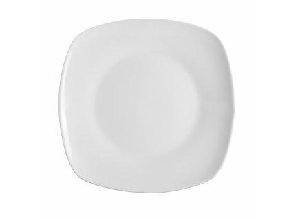 Mělký talíř LUNA 24x24 cm