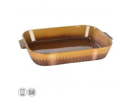 Pekáč s keramickou glazurou, 2 l