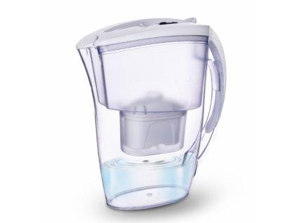 Plastová filtrační konvice Carbo, 2,4 l