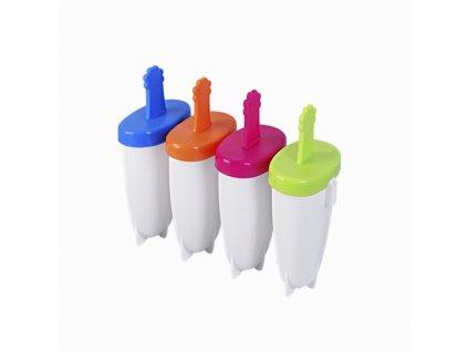 Plastová forma na zmrzlinu ICE 4 ks