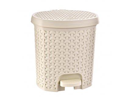 Odpadkový koš RATAN 21 l