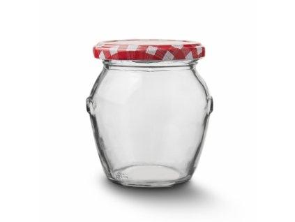 Zavařovací sklenice s víčkem 0,5 l