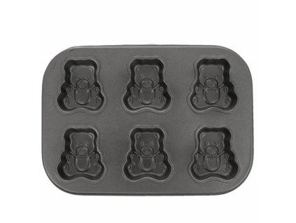 Nepřilnavá forma na medvídky 26,5 x 18,5 cm