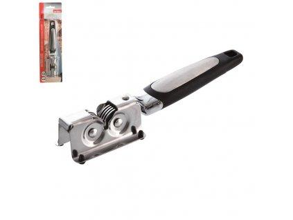 Nerezový ostřič nožů Deluxe, délka 18 cm