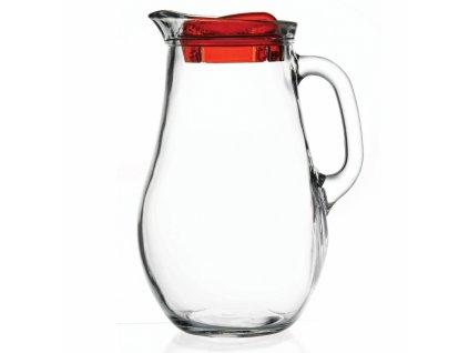 Skleněný džbán s víčkem Bistro 2,1 l