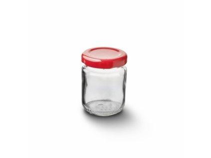 Zavařovací sklenice s víčkem 0,06 l, 9 ks