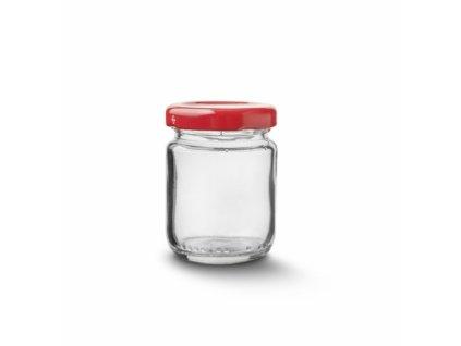 Zavařovací sklenice s víčkem 60 ml