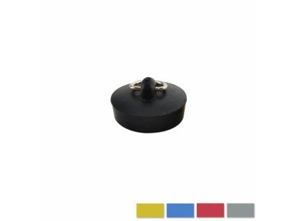 Zátka guma pr. 3,9/3,7 cm ASS