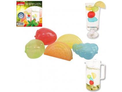 Ledové kostky UH ovoce 20 ks ASS