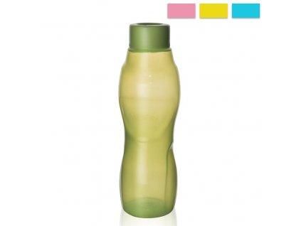 Plastová láhev Color 1 l