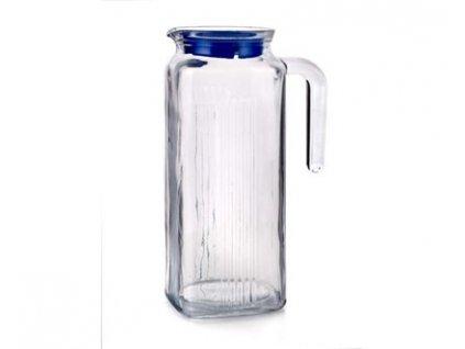 Džbán skleněný 1 l