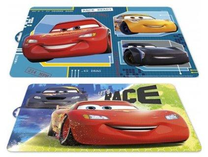 61278 prostirani plastove cars 43 x 29 cm