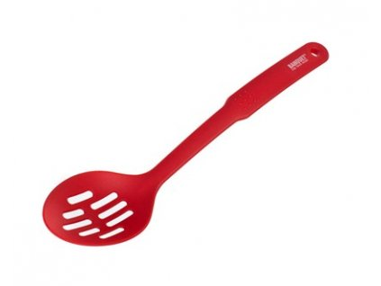 BANQUET Lžíce plastová s otvory CULINARIA Red 29,5 cm
