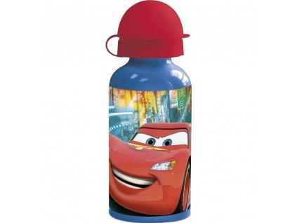 Láhev hliníková CARS 400 ml