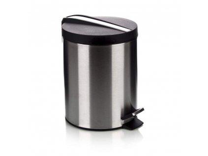 BANQUET Koš odpadkový nerezový SOLISTE NEW 5 l