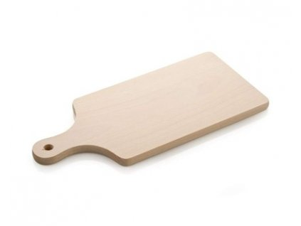 BANQUET Prkénko krájecí dřevěné BRILLANTE 35 x 15,5 cm, s rukojetí