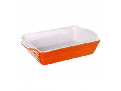 BANQUET Forma zapékací obdélníková CULINARIA Orange 24 x 14,5 cm