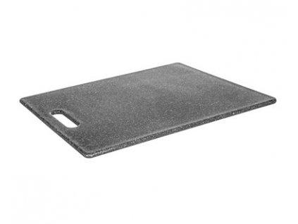 65514 1 banquet prkenko krajeci plastove granite 30 x 20 x 0 8 cm