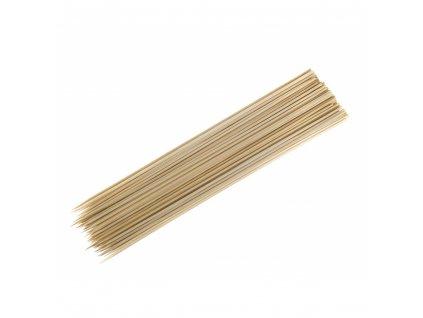 BANQUET Špejle dřevěné MY PARTY 25 cm, 50 ks