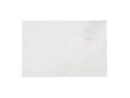 BANQUET Prostírání PIATTO 45 x 30 cm, 2 x 2 vlákna, bílé