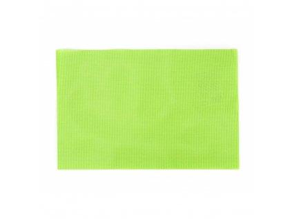 BANQUET Prostírání PIATTO 45 x 30 cm, 2 x 2 vlákna, zelené