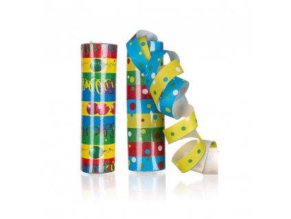 Párty papírové konfety 5 m