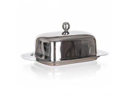 Nerezová máslenka Banquet Akcent, 18,5 x 12,5 cm