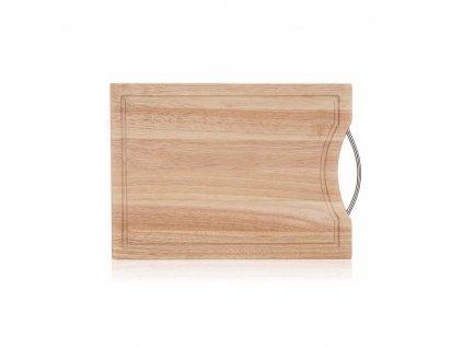 Dřevěné krájecí prkénko Banquet Brillante, 34 x 24 cm