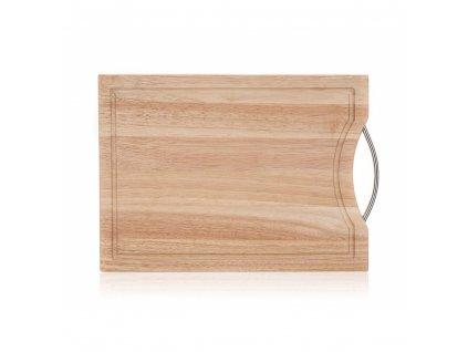 Dřevěné krájecí prkénko Banquet Brillante, 38 x 28 cm