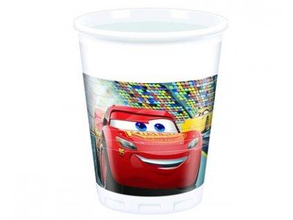 PROCOS Nápojový pohár 200 ml, 8KS Cars 3