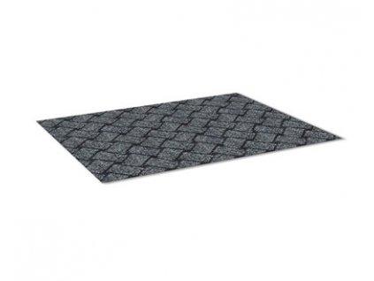 Textilní rohož hexa, 40 x 60 cm