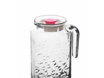 Džbán sklo/UH do lednice 1,2 l