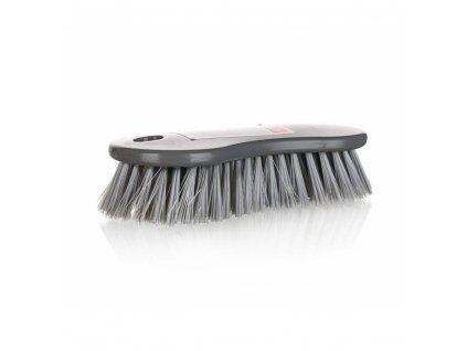 Kartáč na podlahu stříbrný Brilanz Economy, délka 15 cm