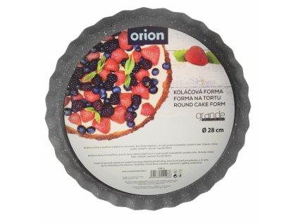 Nepřilnavá forma na koláč Grande 28 cm