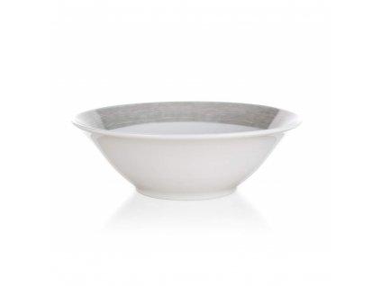 Porcelánová mísa Banquet Shadow, průměr 15 cm