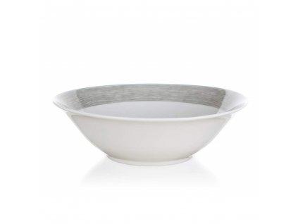 BANQUET Mísa porcelánová SHADOW 22,9 cm