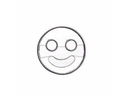 Vykrajovačka nerez SMAJLÍK úsměv