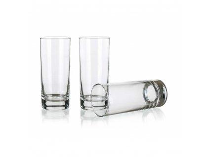 BORMIOLI Sada sklenic CORTINA 275 ml, 3 ks