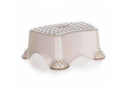 Stolička Keeper krémová, výška 14 cm