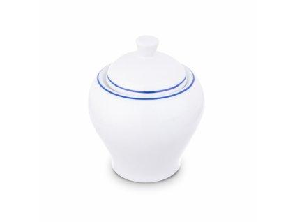 Porcelánová cukřenka Blue Line 0,3 l