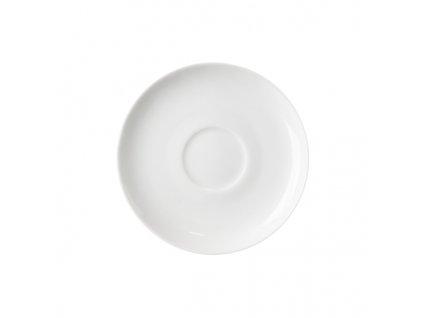 Podšálek porc. WHITE pr. 15,5 cm