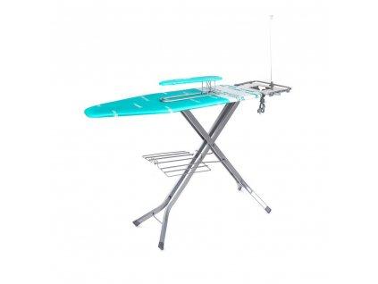 BRILANZ Žehlící prkno PROFESSIONAL 130 x 48, modré