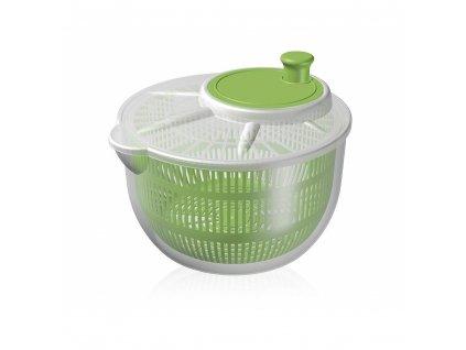 BANQUET Odstředivka na salát 2,5 l, zelená