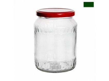 Zavařovací sklenice Facetta, 0,72 l