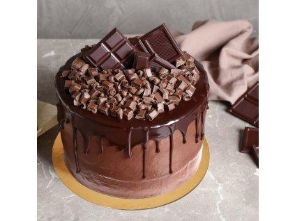 Podložka pod dort oboustranná, 26 cm